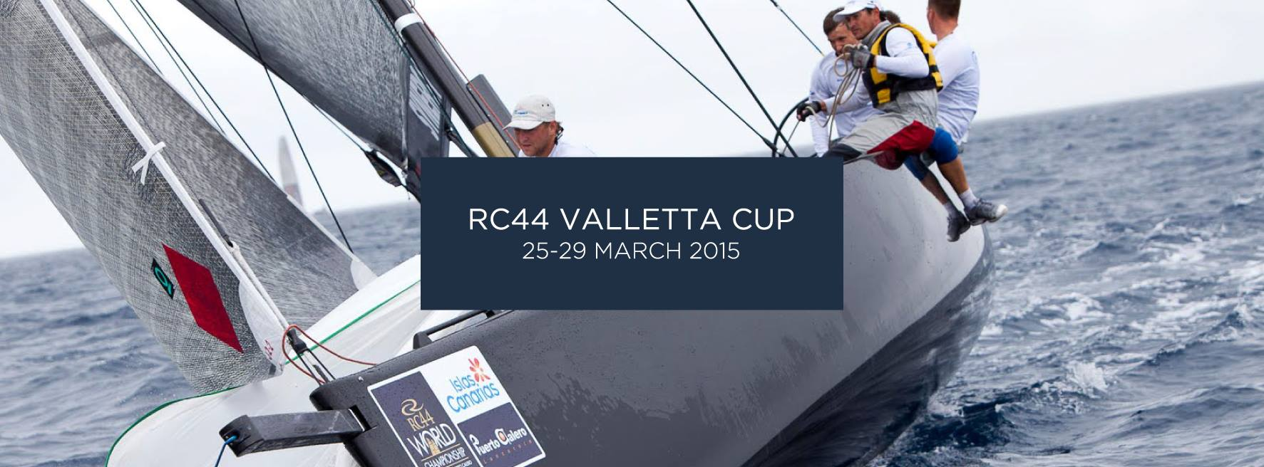 RC44 Valletta Cup set to leave 1.6m in economy
