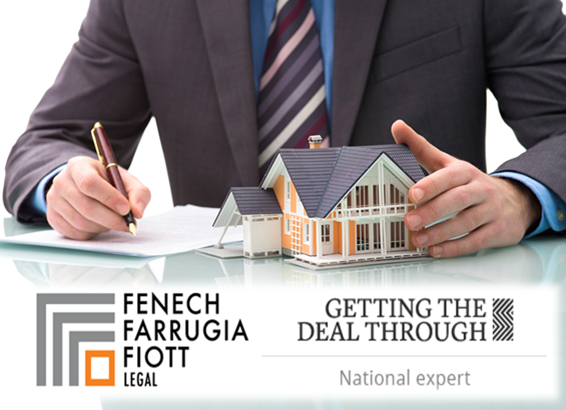 Fenech Farrugia Fiott contribution to the Getting the Deal Through: Real Estate 2019 publication
