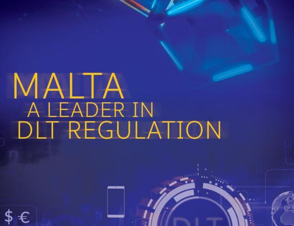 Malta a leader in DLT Regulation