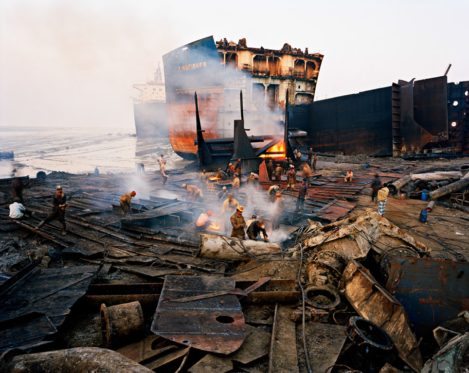 Guidance On Inspections Of Ships By The Port States On Ship Recycling