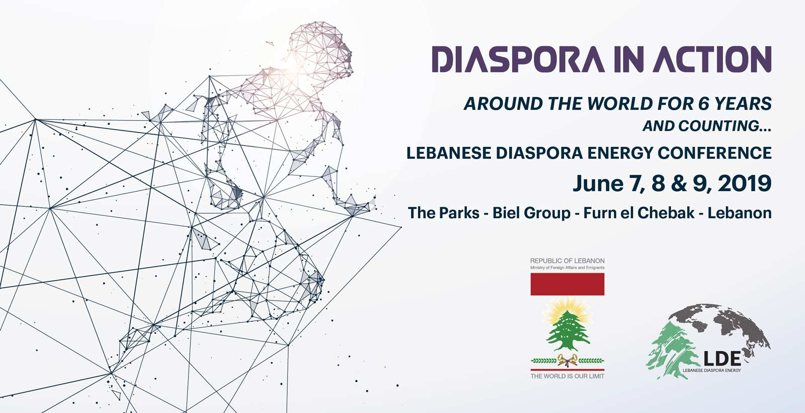 Dr. Tonio Fenech at the Lebanese Diaspora Energy Conference