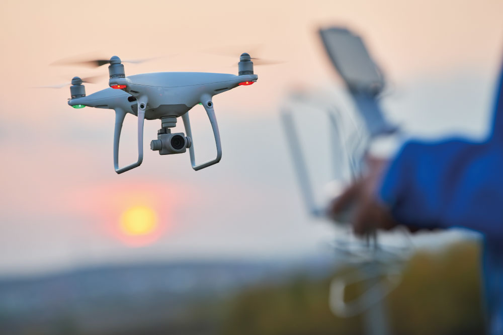 European Commission Rules on the Operation of Drones