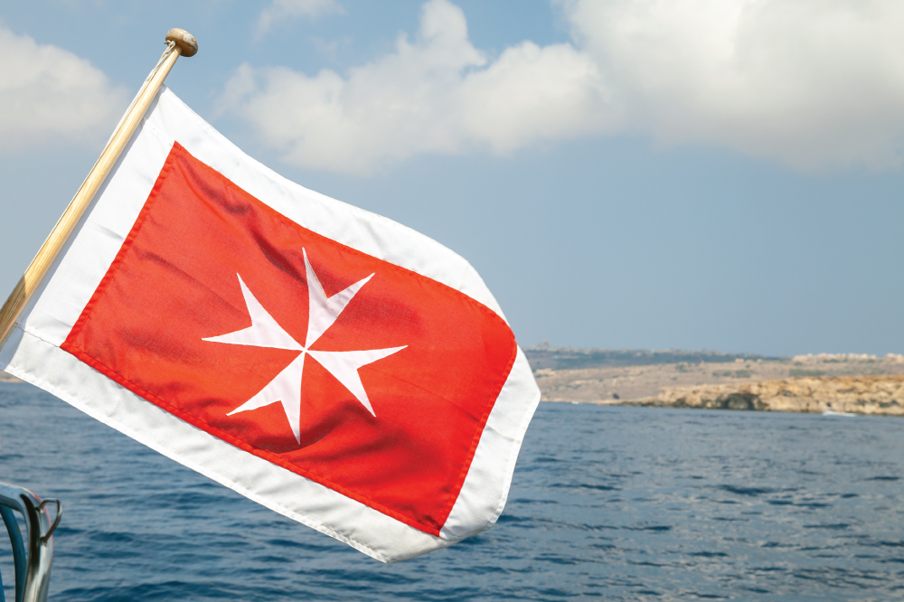 The Malta Shipping Registry Ranks Into Paris MOU's Top 20
