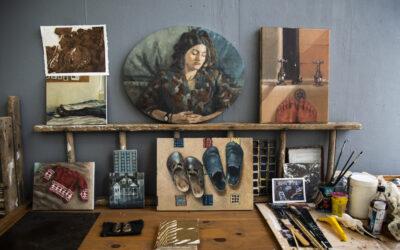 Fenech Farrugia Fiott Legal Sponsors Art Exhibition By Anna Calleja