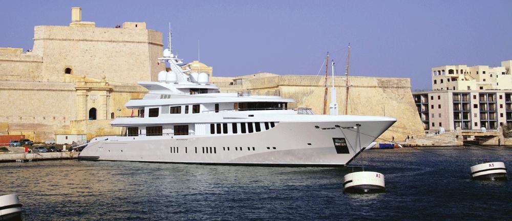Adoption Of The Maltese Passenger Yacht Code